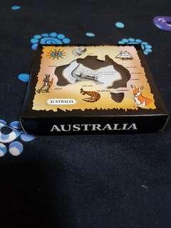 New and Unused Australia Coasters