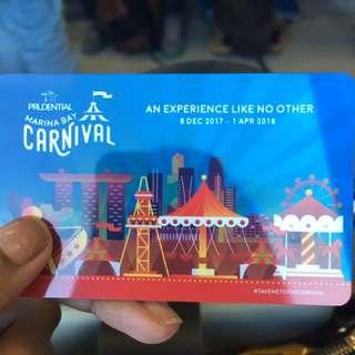 Marina Bay Carnival Ride Credits