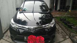 Forsale  Toyota VIOS type G AT tahun 2014 Pajak bulan 3 2019 Keyless / engine start  Spion retrack (automatic)  Plat B Surat2 lengkap   Contact person  081381655580/dian