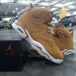 """Jordan 6 """"Wheat"""""""