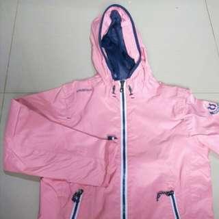 Jaket waterproof merk Tribord