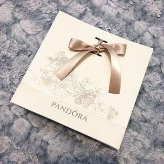 Rare Pandora Gift Bag Limited Edition