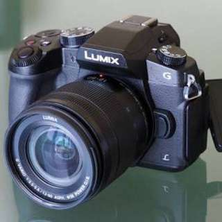Kredit Dp 10% Panasonic Lumix DMC-G85 Micro Four Thirds with 14-42mm tanpa cc