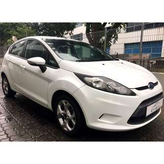 Ford Fiesta 1.4 Auto Trend 5dr