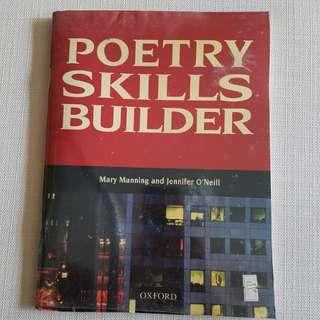 Poetry Skills Builder