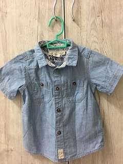 Boys Shirt Denim
