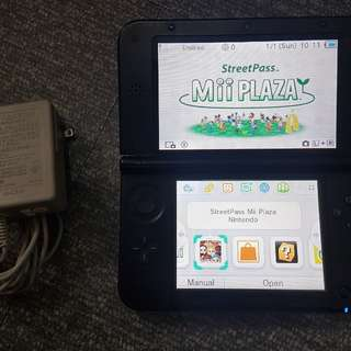 Old Nintendo 3ds XL CFW