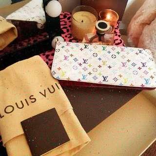 Louis Vuitton Insolite wallet multicolor limited edition