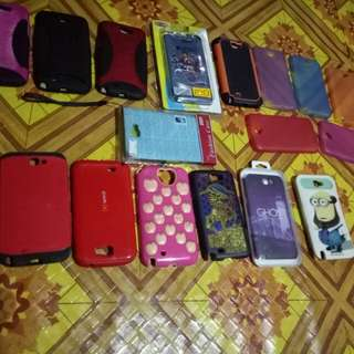 Note 2 Cases .. 17pcs for 500php