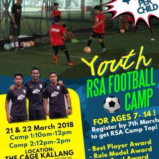 Soccer Camp for KIDS 👧🏻👦🏻