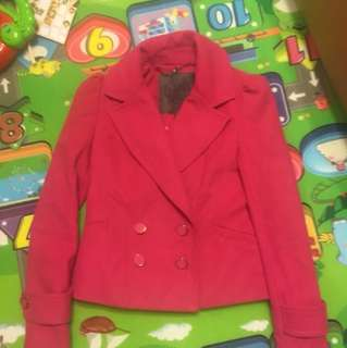 Forever New Coat Jacket size 6 AU