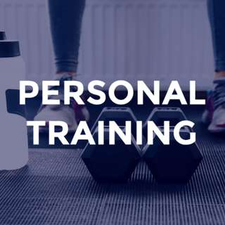 Personal trainer and fitness coach