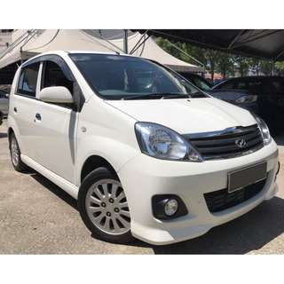 Perodua Viva 1.0 Elite (A) Low Mileage 2013