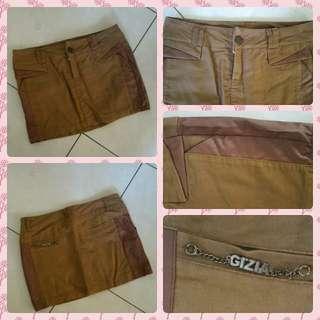 Gizia Mini Skirt