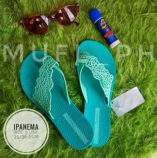 Authentic Ipanema and Grendha flipflops
