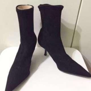 (全新)Made In Italy VERO CUOIO 斗零踭短Boot