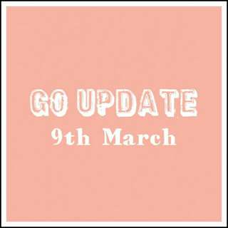 [GO] Group Order Update: 9 March