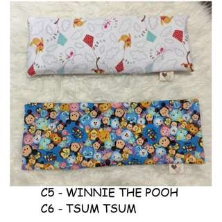 Beansprout husk winnie the pooh and tsum tsum and their friends beansprout husk pillow for newborn children kids