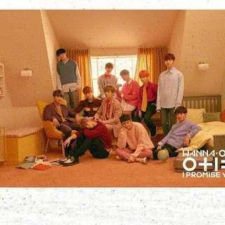 [closing po] wanna one comeback album IPU
