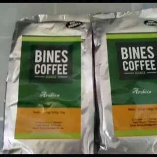 New Biness Coffe Arabica Mocca Per Pack Kemasan 250gr