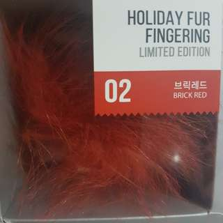 Clio Holiday Fur Fingering