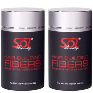 1+1 SOL BEAUTY Hair Building Fiber