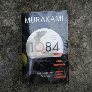 1Q84 - Haruki Murakami #UBL2018