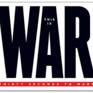 30 (Thirty) Seconds To Mars - This Is War CD+DVD Digipak New