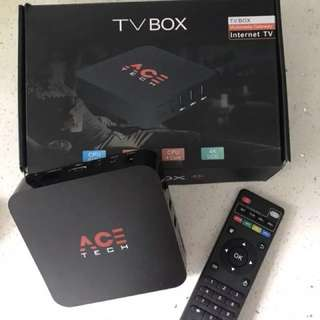Ace Tech Android TV Box