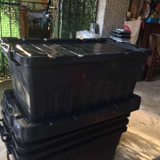 78L stackable storage box