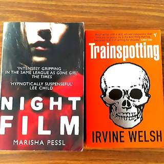 2 for $10: Night Film, Trainspotting