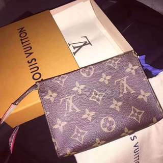 Lv small clutch wallet