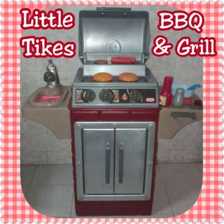 Little Tikes BBQ & Grill Playset