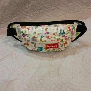 🔥Hot Sale🔥 Brand New SUPREME bag Men and Women waist bag chest bag multi-fanction running shoulder crossbody