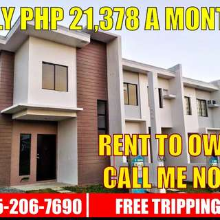 RENT TO OWN 3 Bedroom Family house Near SM Fairview
