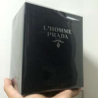 Gift Set for Prada L'Homme EDT Classic (from Changi Airport)