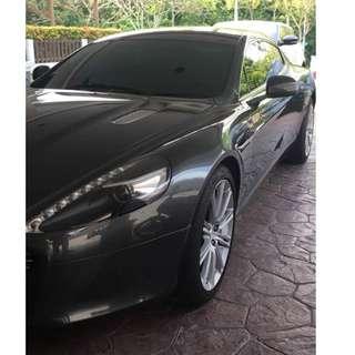 Kereta Sewa Aston Martin