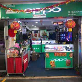 TOA PAYOH SHOP TO TAKE OVER