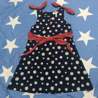 Dream Room Polka Dots Dress
