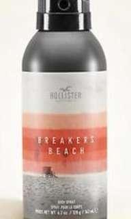 Hollister Body Spray