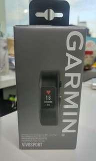 Free shipping! Garmin Vivosport fitness tracker with GPS