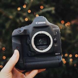 Canon EOS 1DX Mark II (Body)