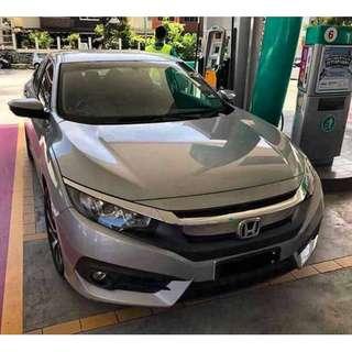 Kereta Sewa Honda Civic 1.8