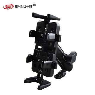 SMNU Motorcycle Mobile Phone Holder finger grip