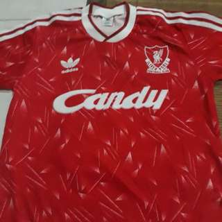 LIVERPOOL 1989-1991 CANDY REPRO KIT