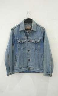 Trucker Jeans Levis