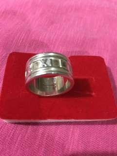 Authentic Tiffany Atlas Ring