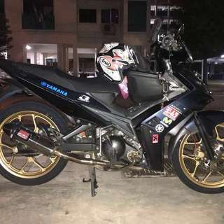 Yamaha Spark 135 Limited Edition