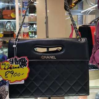 完全新淨Chanel Chain Should Bag