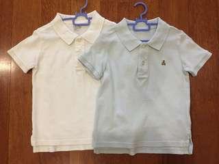 GAP T-shirts 3yo